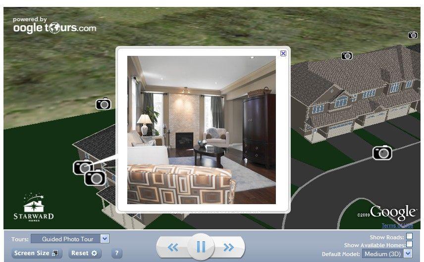 vendere case con google earth