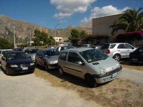 San Vito Lo Capo - parcheggio libero