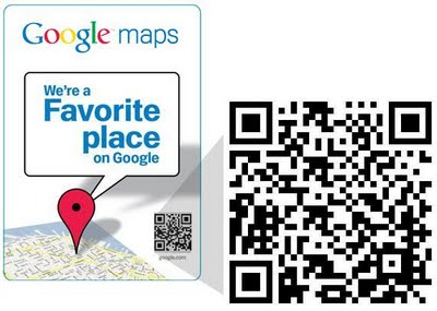 Google Maps: Favorite Place