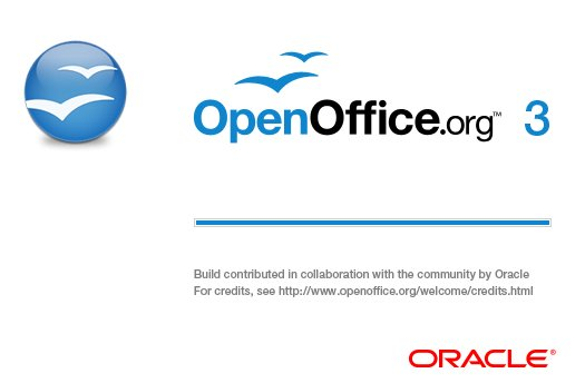 Oracle Open Office 3.2.1 RC1