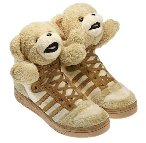 Adidas Teddy Bear
