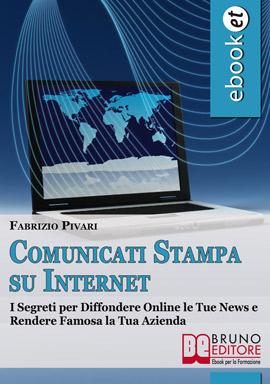 ebook Comunicati Stampa su internet Fabrizio Pivari