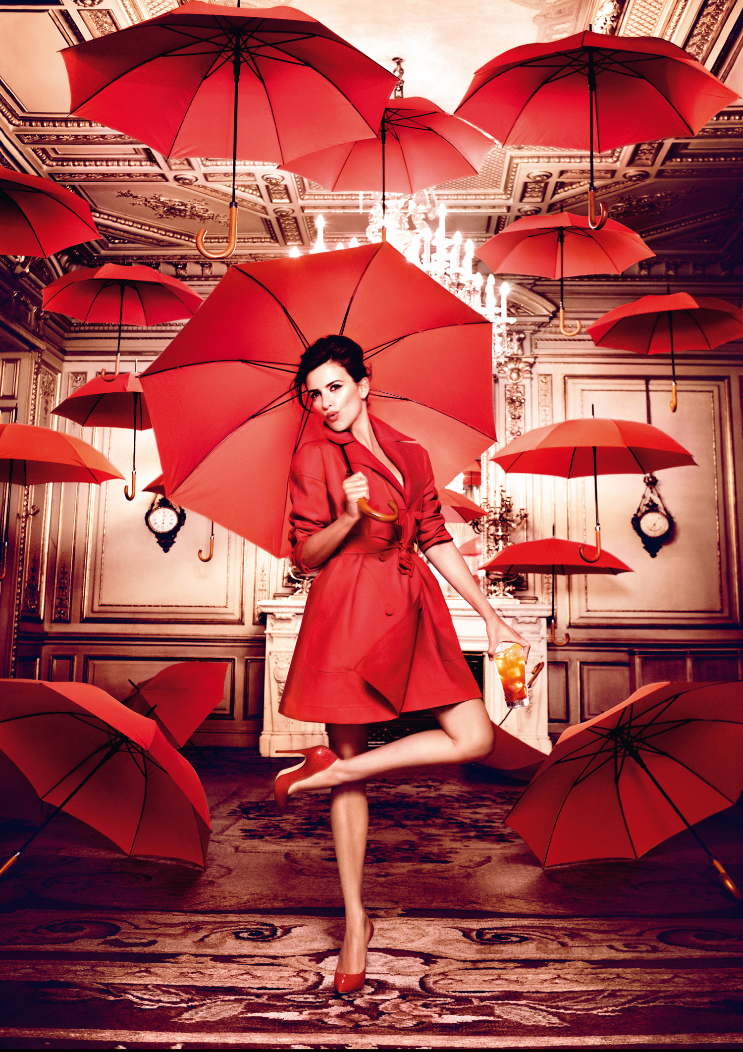 marzo calendario Campari: Penelope Cruz