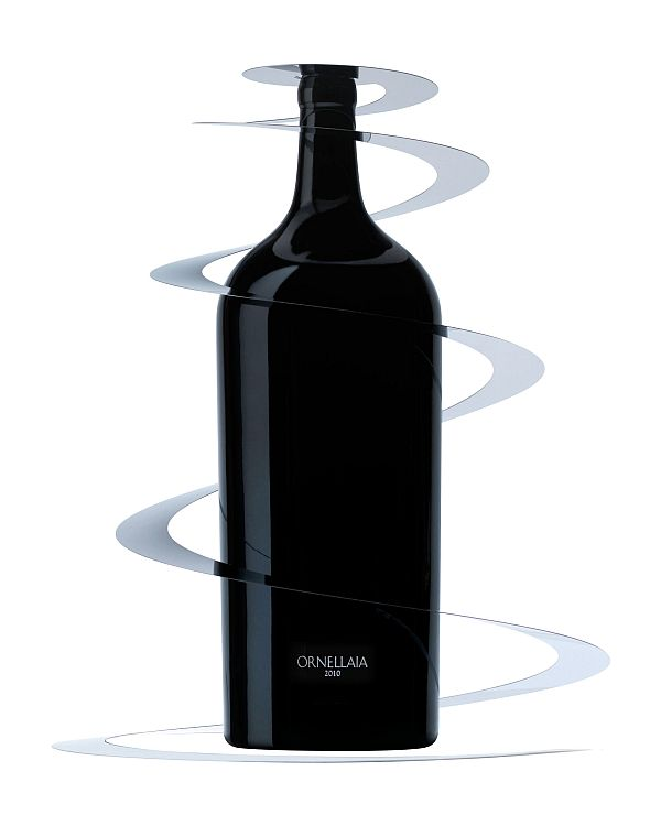 9L Salamanzar of Ornellaia 2010 by Michelangelo Pistoletto $122,400