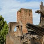 Augusto Murer, monumento a Matteotti, Rovigo