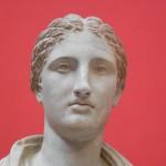 primo piano- Museo Archeologico Nazionale di Atene