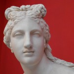 statue of Aphrodite - National Archaeological Museum of Athens