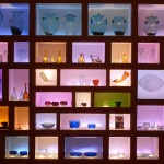 la teca dei vetri, museo archeologico nazionale, Adria
