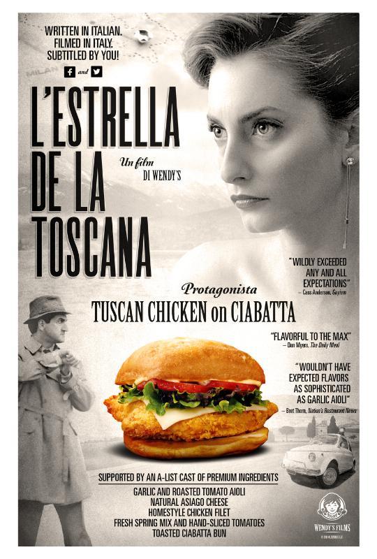 l'estrella de la Toscana - Wendy's