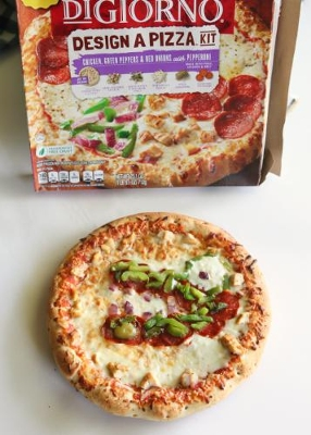 DiGiorno, Design a pizza kit
