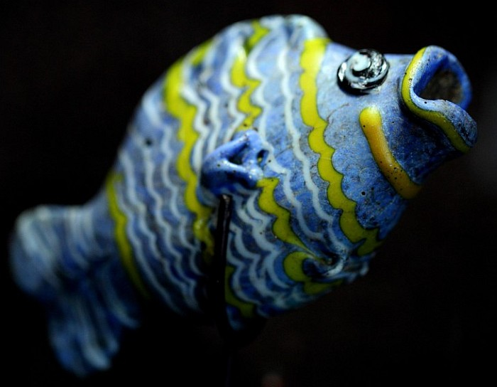 fish glass Plovdiv