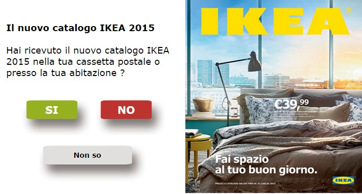 Featured archives page 3 of 4 comunicazione chef food for Catalogo ikea nuovo