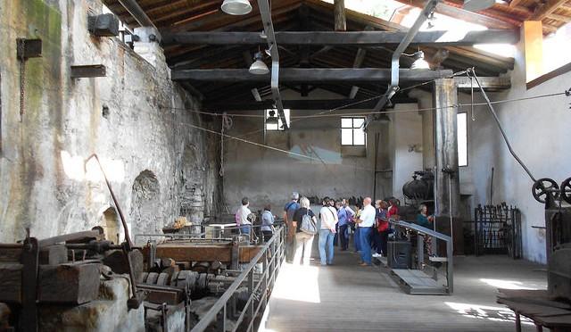 museo dei magli di Sarezzo, Val Trompia