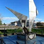monumento ai caduti del mare, Rovigo