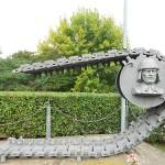 monumento ai carristi, Rovigo