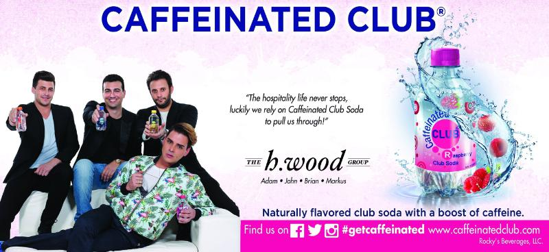 GUILT FREE CAFFEINE! Caffeinated Club changes the beverage world