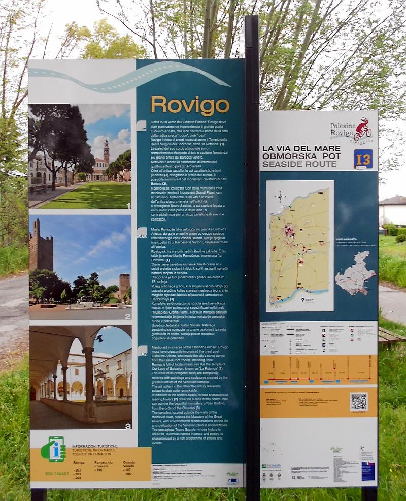 Rovigo pronta per il turismo sloveno