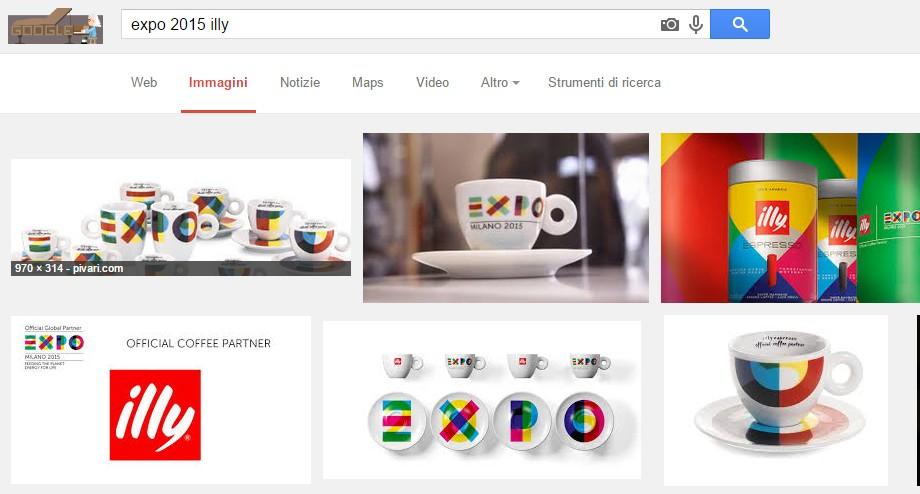 expo 2015 illy google immagini
