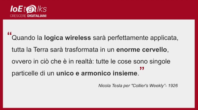 Nicola Tesla, wireless