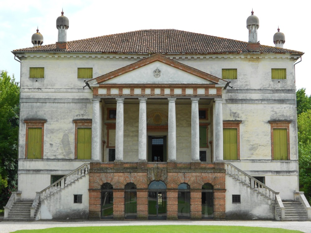 villa Grimani, Fratta Polesine