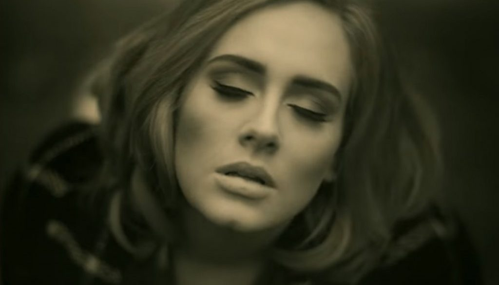 Adele, Hello, it's me