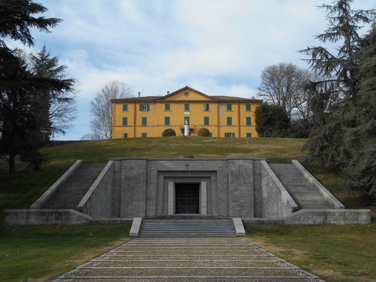 Villa Griffone, Sasso Marconi