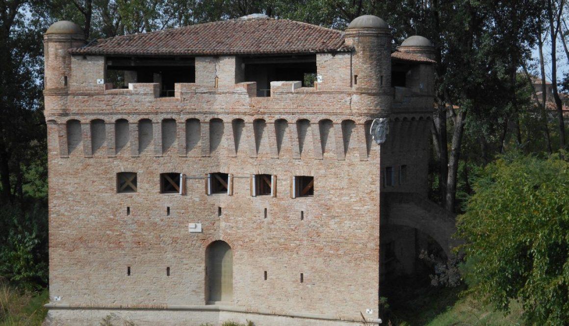 la rocca di Stellata, Bondeno, Ferrara
