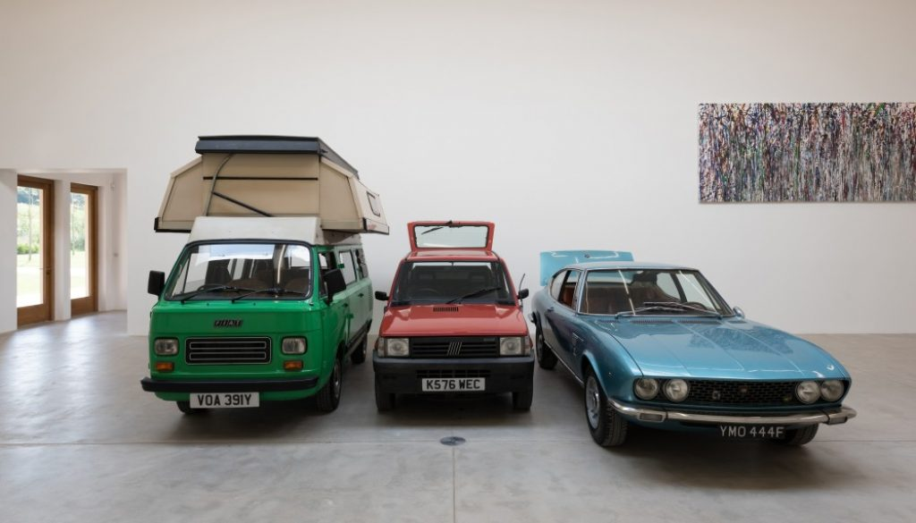 Martin Creed – Work No. 2693 - FIAT
