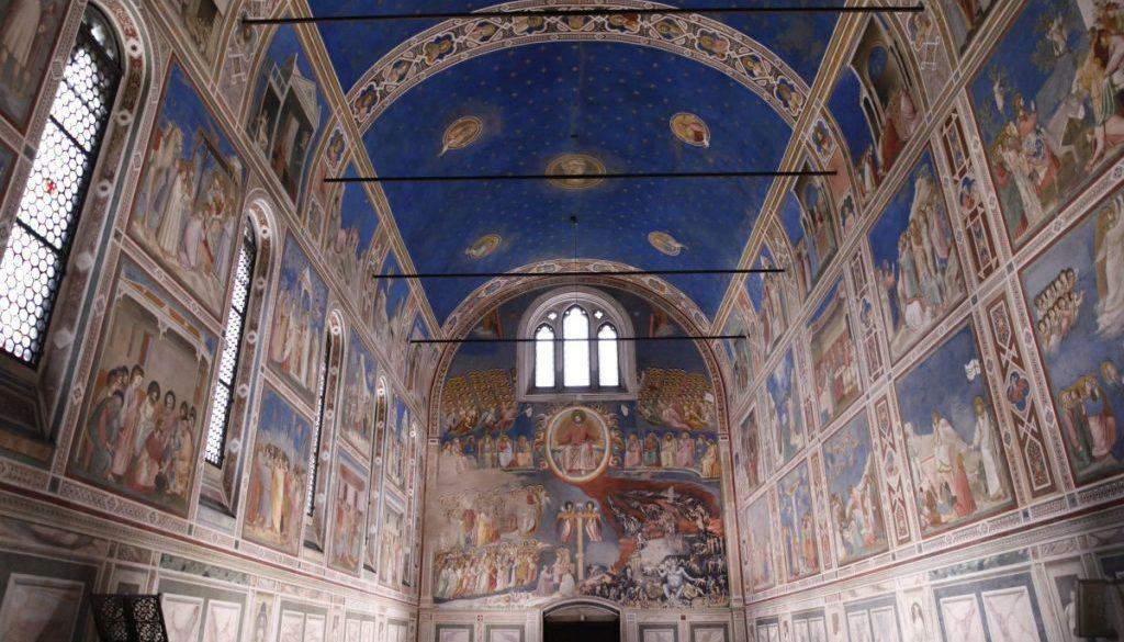 cappella-degli-scrovegni-Giotto-Padova