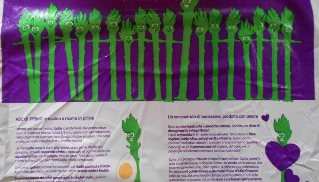 asparagi verdi primizia biologica