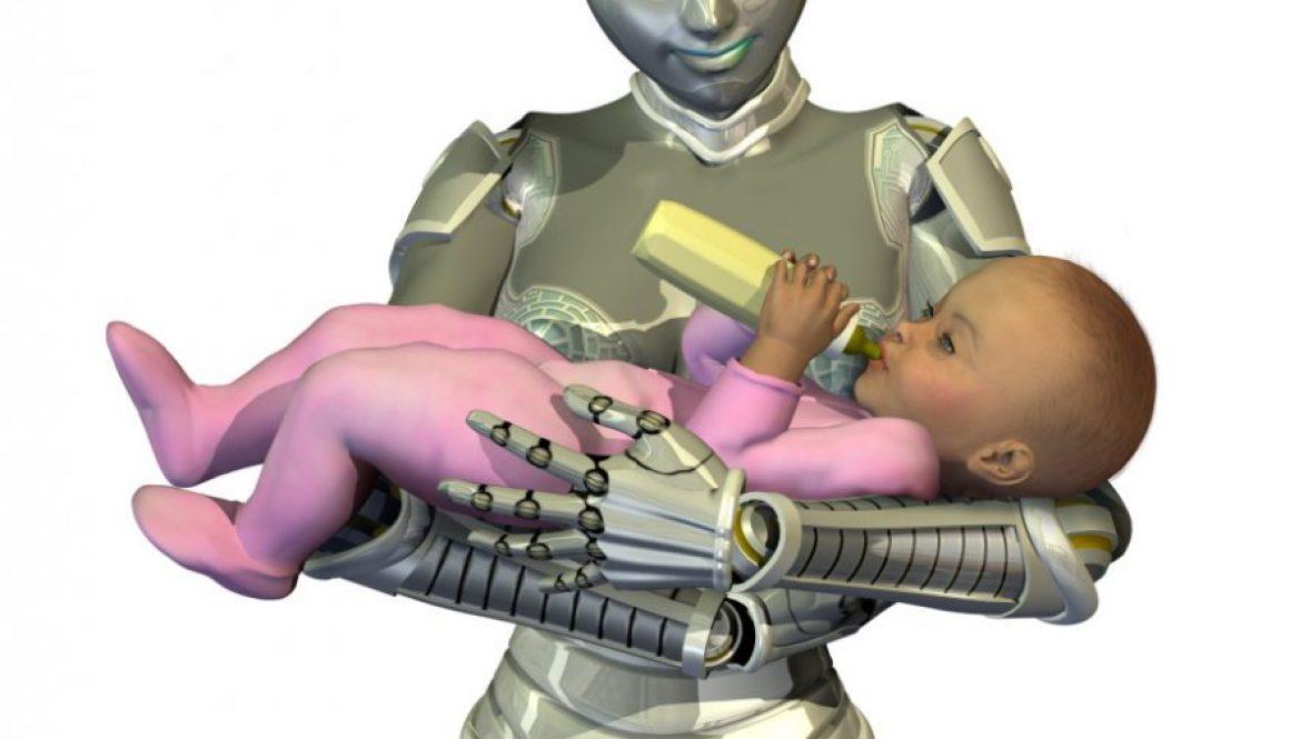 mamma robot tecnologia
