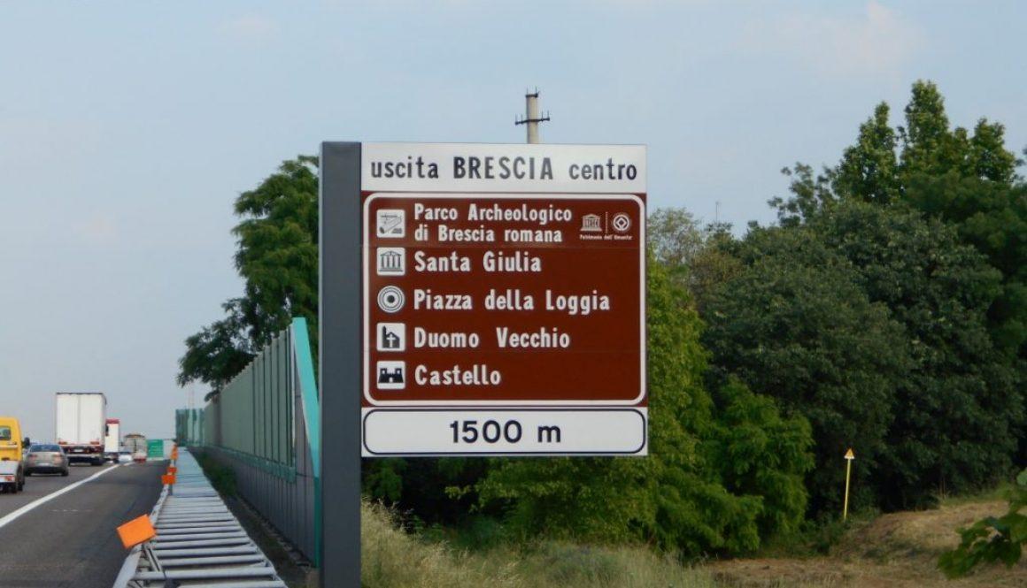 parco archeologico Brescia Romana patrimonio UNESCO
