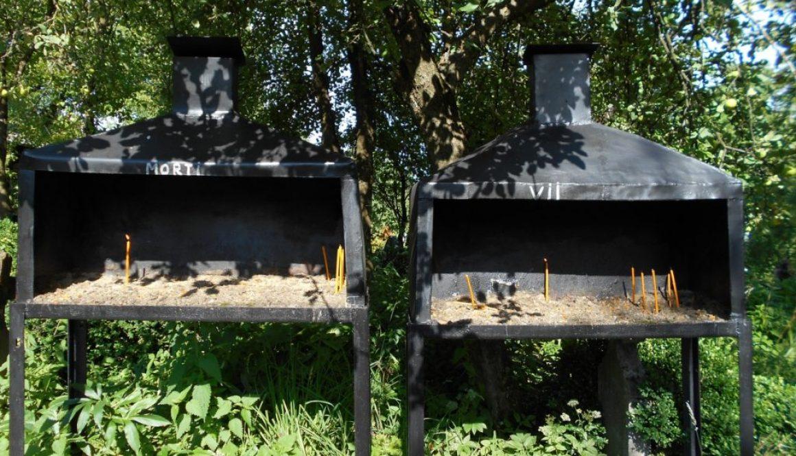 candele vivi e morti, chiesa, legno, UNESCO, Desesti