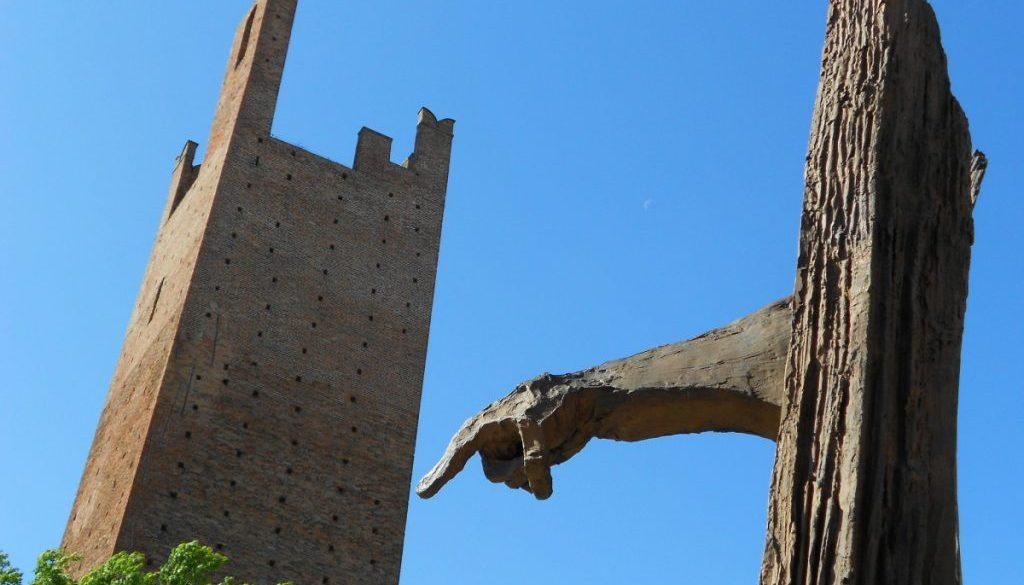 monumento a Giacomo Matteotti, Augusto Murer, Rovigo