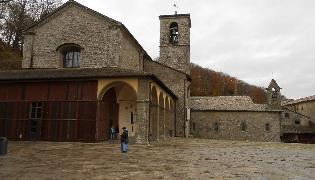 La Verna, Santuario Francescano, Chiusi della Verna