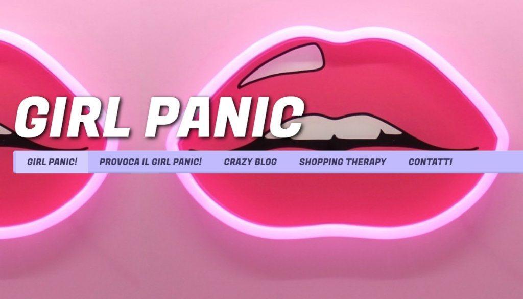 girl panic