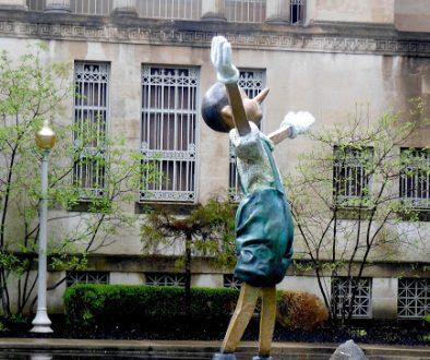 Jim Dine Pinocchio Cincinnati