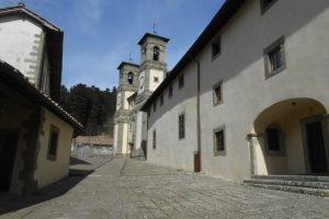 eremo di Camaldoli