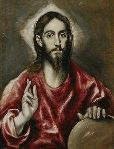 El Salvador, El Greco, wikipedia