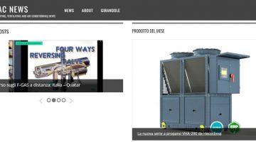 HVAC news