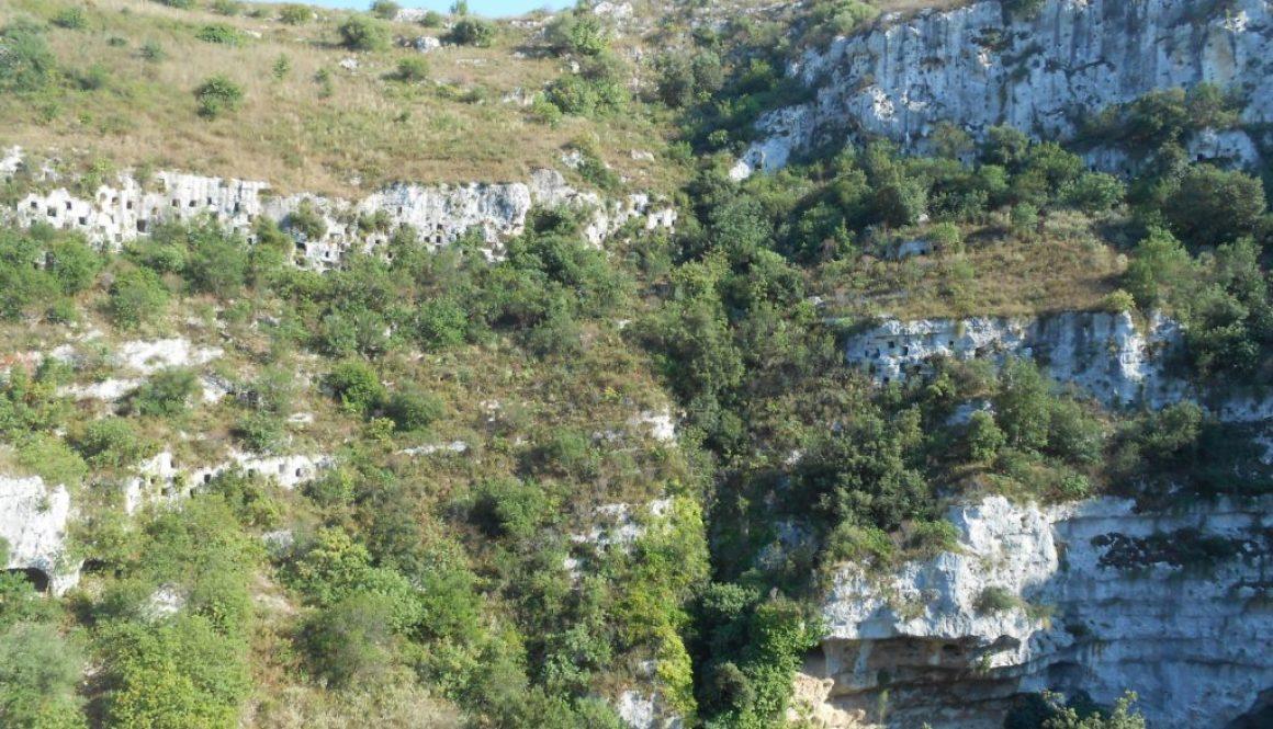 Pantalica, necropoli, UNESCO
