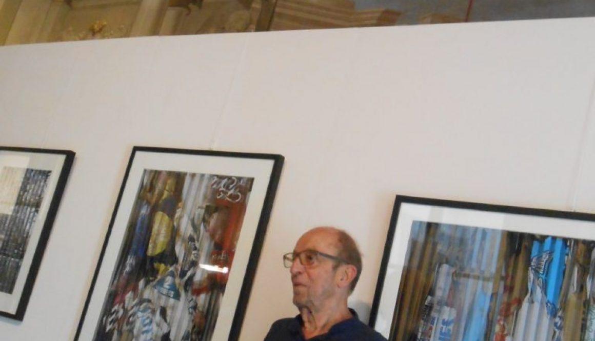 Jaques Renoir, mostra openartcode Firenze