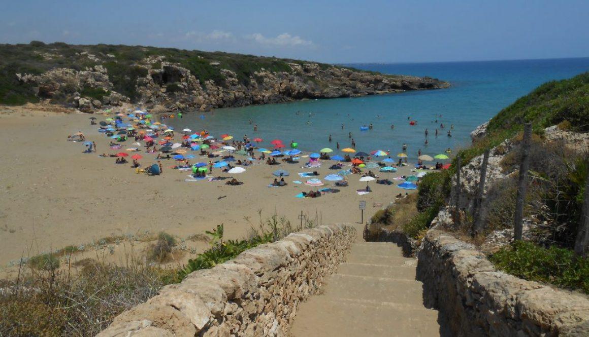 spiaggia di Calamosche, Sicilia