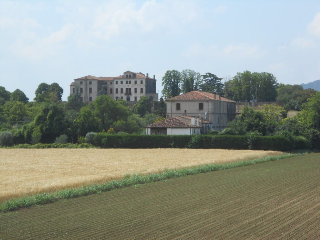 villa Ca' Barbaro, Monselice