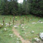 fiore vivo - il sentiero del silenzio - porta della memoria, Gallio, Asiago