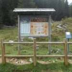il sentiero del silenzio - porta della memoria, Gallio, Asiago