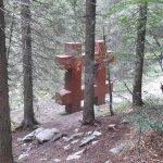 la pietà - il sentiero del silenzio - porta della memoria, Gallio, Asiago