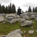 labirinto nero - il sentiero del silenzio - porta della memoria, Gallio, Asiago