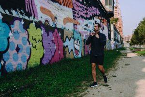 corsa murales parco dora Torino