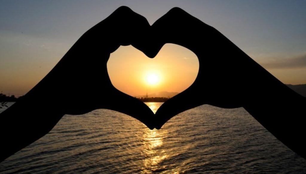 cuore sole
